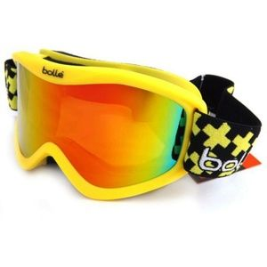 21359 Bolle 6+ Volt Plus Yellow Frame Goggles